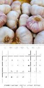 Colours and Fragrances of a Southern Market (Wall Calendar 2015