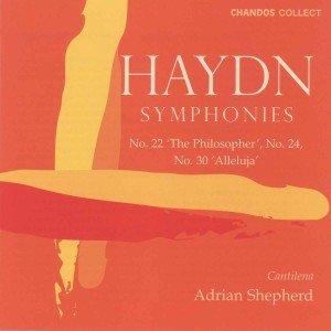 Sinfonien 22,24,30