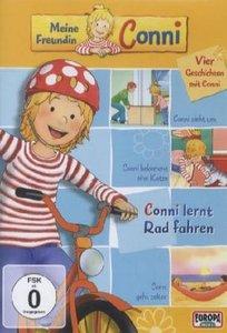 Meine Freundin CONNI 01. Conni lernt Rad fahren