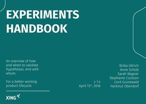 Experiments Handbook