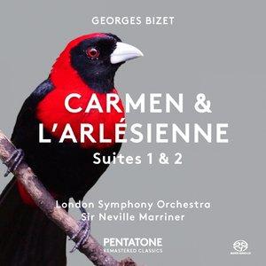 Carmen-Suite/L'Arlesienne-Suite