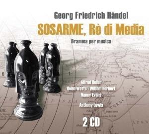 Händel,Georg Friedrich-Sosarme,Re Di Media