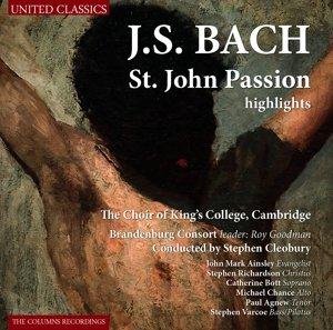 Bach: St.John Passion Highlights