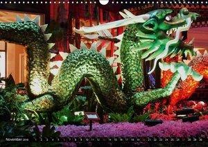Las Vegas Impressions (Wall Calendar 2016 DIN A3 Landscape)