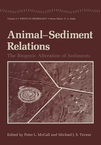 Animal-Sediment Relations