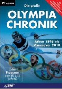 Die grosse Olympia-Chronik-Athen 1896 - Vancouver