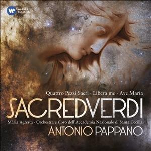 Sacred Verdi:Quattro Pezzi