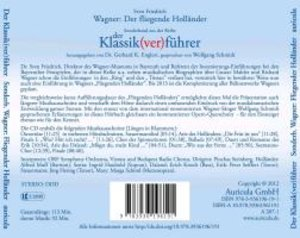 Klassikverführer:Der fliegende Holländer