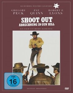 Shoot Out - Abrechnung in Gun Hill (Edition Western-Legenden 11)