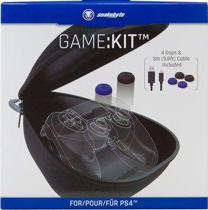 snakebyte - game:kit - Zur Aufbewahrung des Dualshock 4 Controll