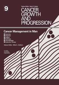 Cancer Management in Man