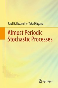 Almost Periodic Stochastic Processes