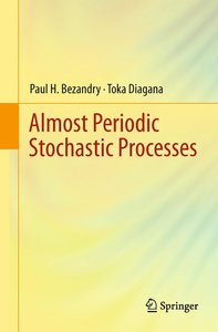 Almost Periodic Stochastic Processes