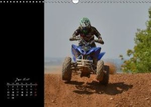 Motocross - MX UK-Version (Wall Calendar 2015 DIN A3 Landscap