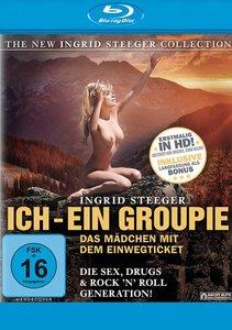 Ich,ein Groupie-Blu-ray Disc