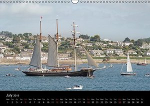 The Beauty of Sailing (Wall Calendar 2015 DIN A3 Landscape)