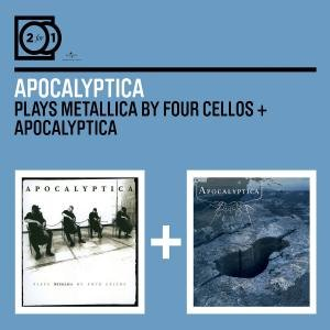 Apocalyptica: 2 For 1 : Plays Metallica By 4 Cellos/Apocalyp