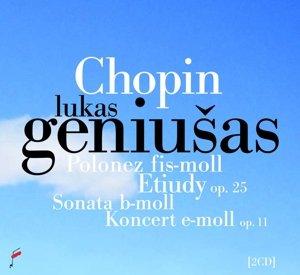 Etudes op.10/Sonata op.35/Pianoconcerto op.11