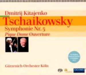 Sinfonie 5/Pique Dame Ouvert.
