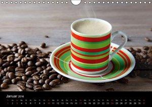 Kaffee & Schokolade (Wandkalender 2016 DIN A4 quer)