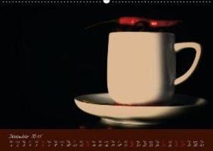 Coffee Consumption Calendar (Wall Calendar 2015 DIN A2 Landscape