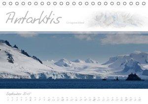 Schlögl, B: Polarwelten (Tischkalender 2015 DIN A5 quer)