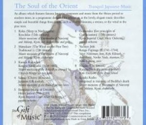 The Soul Of The Orient-Japanische Musik