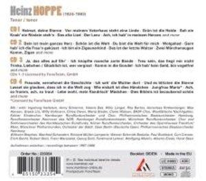 Heinz Hoppe: Die Stimme mit Herz