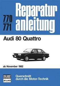 Audi 80 Quattro ab Nov. 1982