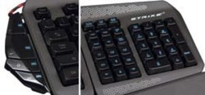 S.T.R.I.K.E. 7 Gaming Keyboard für PC