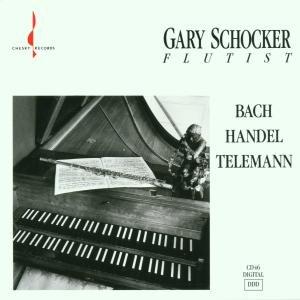Gary Schocker Spielt J.S.Bach