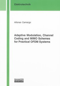 Adaptive Modulation, Channel Coding and MIMO Schemes for Practic