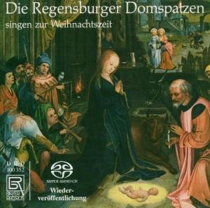 Die Regensburger Domspatz.Singen z.Weihnachtszeit