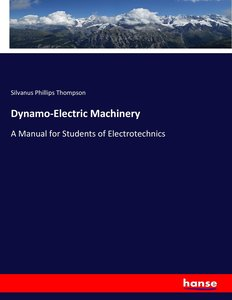 Dynamo-Electric Machinery
