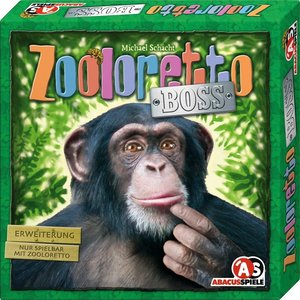 Abacusspiele - Zooloretto Boss, Erweiterung