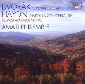 Dvorak/Haydn: Serenade Arranged For Strings