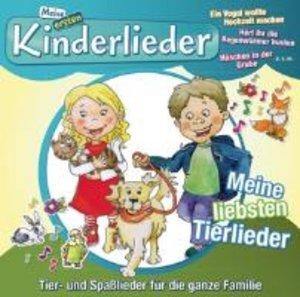 Meine ersten Kinderlieder-Meine liebsten Tierliede