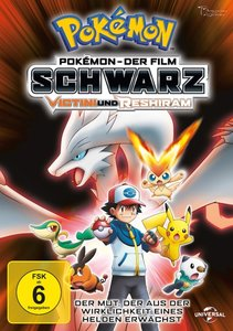 Pokemon der Film: Schwarz-Victini & Re