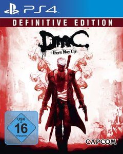 DmC Devil May Cry 5 - Definitive Edition