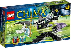 LEGO® Chima 70128 - Braptors Fledermaus-Flieger