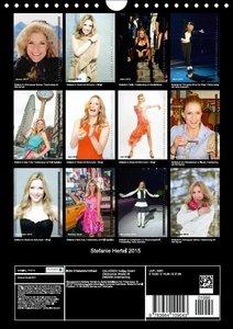 Hertel, S: Stefanie Hertel 2015 (Wandkalender 2015 DIN A4 ho