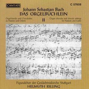 Das Orgelbüchlein vol.2