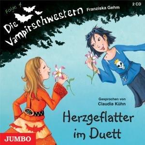 Die Vampirschwestern 4/Herzgeflatter Im Duett!
