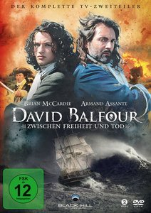 David Balfour - Zwischen Freiheit und Tod/2 DVD