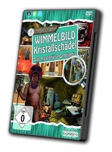 Wimmelbild Kristallschädel: Das mysteriöse Geheimnis
