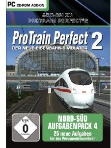 Pro Train Perfect 2 - Nord-Süd Aufgabenpack 4