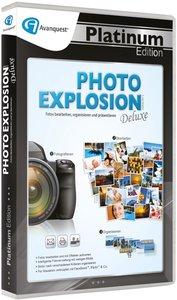 Photo Explosion 5 Deluxe - Avanquest Platinum Edition