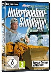 Untertagebau-Simulator 2011