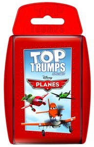 Heidelberger WM338 - Top Trumps - Disney Planes