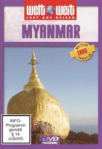 Myanmar (Bonus Laos)
